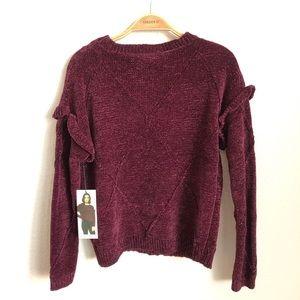 🎉HP🎉✨🌺Petite Sweater—Black Tape Brand